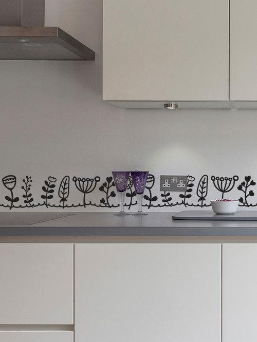 Cenefas adhesivas de vinilo para la cocina for Cenefas autoadhesivas cocina
