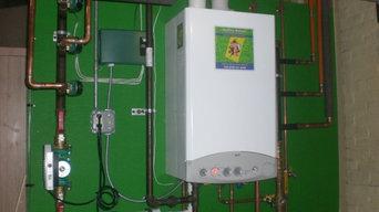 Lexington Condeensing boiler
