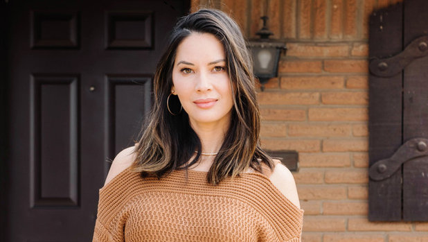 My Houzz: Olivia Munn Thanks Mom With a Kitchen of Her Dreams