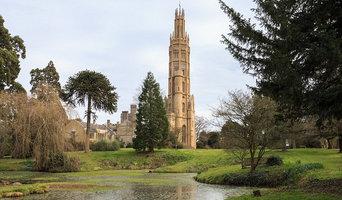 Restauración de Hadlow Tower
