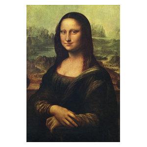 FINE-ART-PRINT-da-Vinci--Leonardo-La-dama-con-l-ermellino-Poster-Paper-or-Canvas