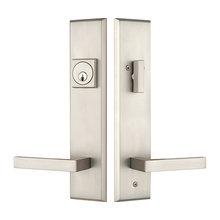 front door handleset