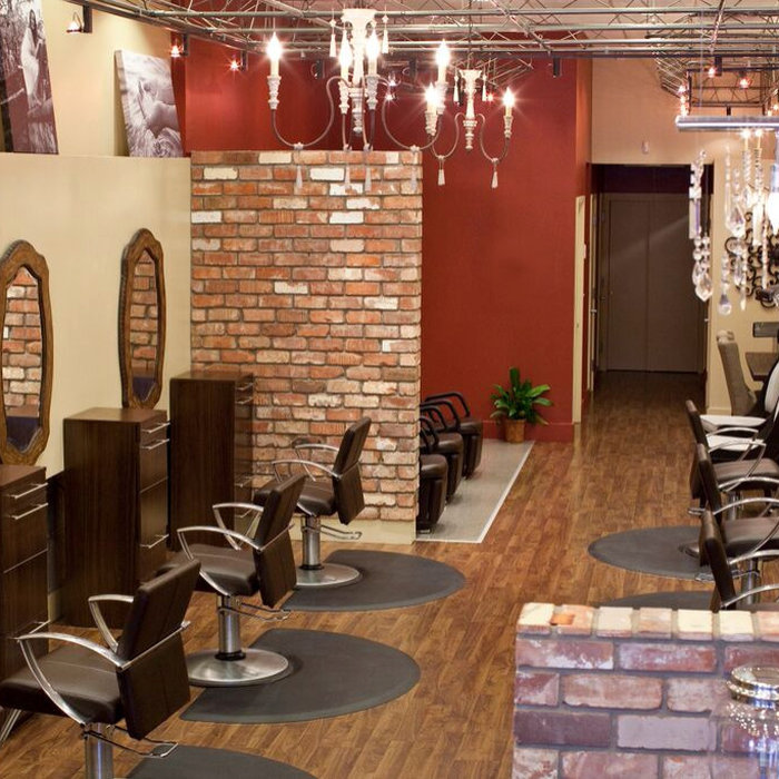 Aria Hair Salon - Complete Design and Remodel