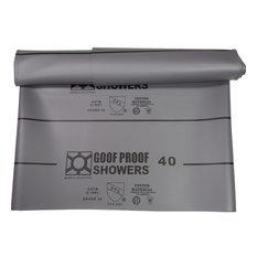 Vinyl Shower Pan Liner