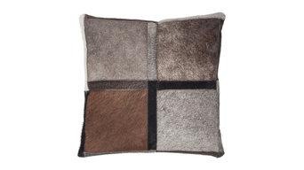 Kayoom Lavish Throw Pillow, 410 Gray, Square