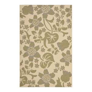 Courtyard Cy7014 Area Rug Contemporary Area Rugs By