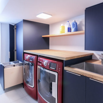 The Kingsway Laundry Room