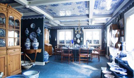 Houzz besöker konstnären Björn Wiinblads spektakulära hem