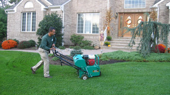 Lawn Aeration and Over seeding