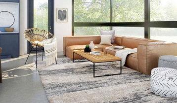 Featured Brands: Amer Rugs, Elegant Furniture & Lighting, Bashian
