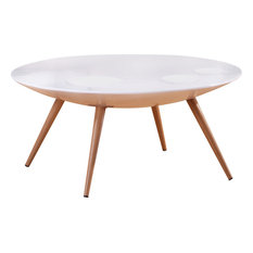 24 Inch Round Coffee Tables Houzz