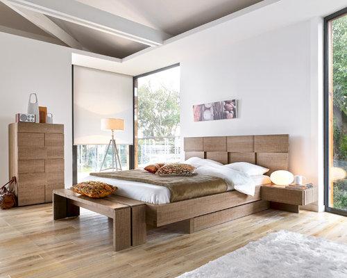 Muebles dormitorio matrimonio moderno mervent