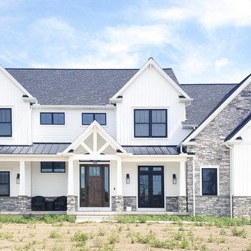 Custom French Country Style Home | Wheatfield, NY