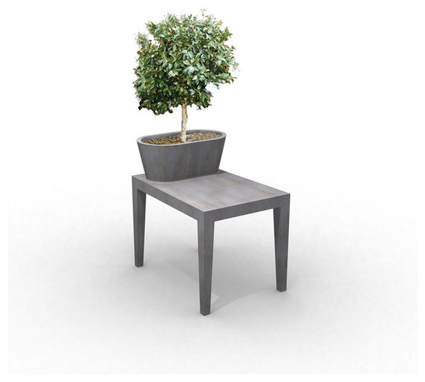 Amazing Modern Outdoor Side Tables by Designers