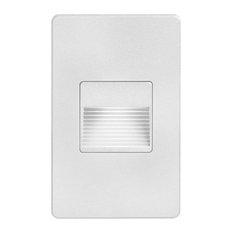 "Dainolite DLEDW-200-BZ 4.9"" 3.3W 1 LED In/Outdoor Rectangle Wall Light"
