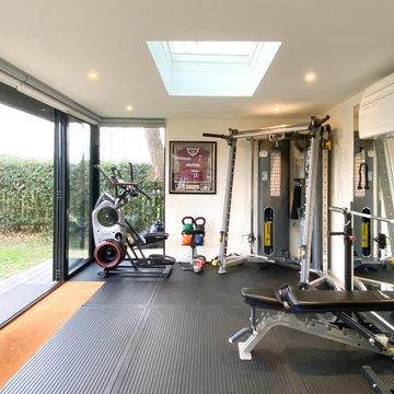 Garden Gym / Home office