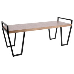 Industrial Accent And Storage Benches by HedgeApple
