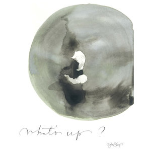 """What's Up?"" Paper Print by Ylva Skarp, 30x40 cm"