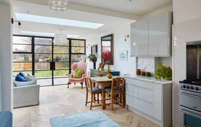 Houzz Tour: A Long-untouched Edwardian House is Revived
