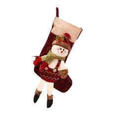 Candy Bags Christmas Stocking NostalgiaDecorative Christmas Ornaments