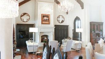 Frisco Location, Fireplace Mantel
