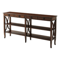 Theodore Alexander Brooksby Trocadero Console Table