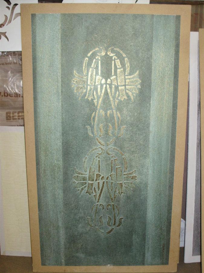 Matières décoratives, le sur mesure