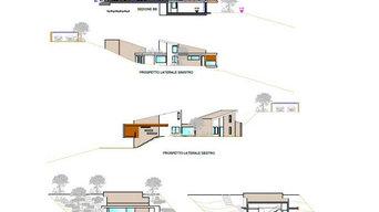 Casa di Antonio - Infissi in Alluminio Minimali