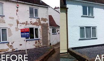 Exterior repair and flat coat West Midlands