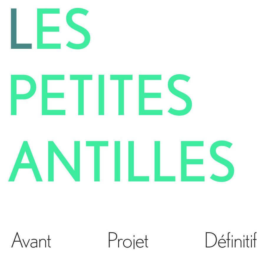 LES PETITES ANTILLES