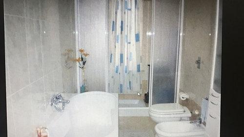Coprifilo Angolare Vasca Da Bagno : Consigli per disposizione bagno