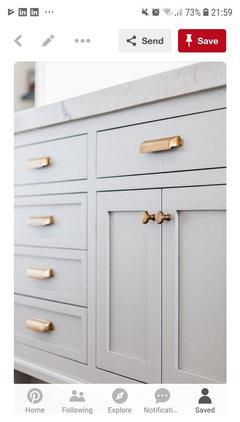 Kitchen Cabinet Handles Where Do I Find Them Houzz Uk
