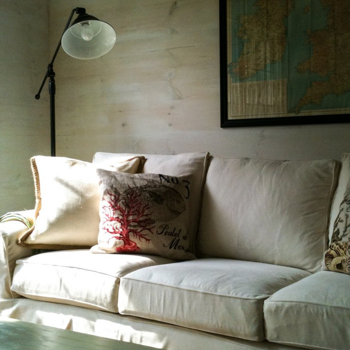 Transitional Home Renovation