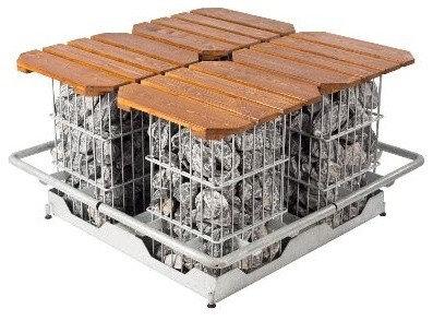 Gabione Multicube - Sitzbänke