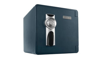 1 31 Cubic Ft Waterproof Fire Safe With Combination Lock Ready Seal Bolt Down