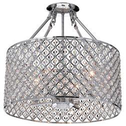 Luxury Contemporary Flush mount Ceiling Lighting by Edvivi Lighting