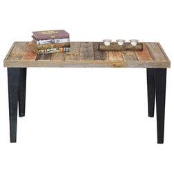 Industrial Coffee Tables by (del)Hutson Designs