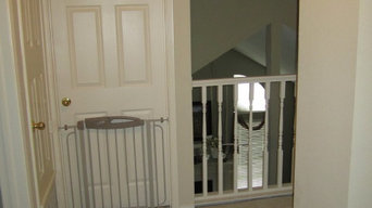 Loft open entry conversion (before)