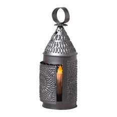 Baker's Lantern in Smokey Black