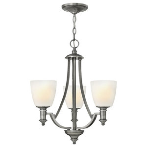 Truman Traditional Chandelier, 3 Lights