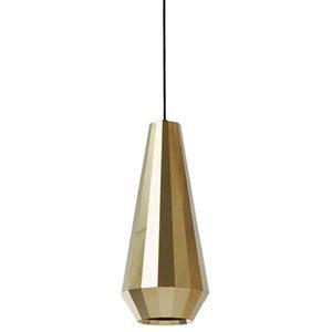 Vij5 Teardrop Ceiling Light, Brass