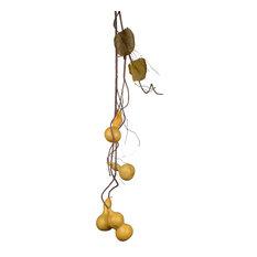 Autumn Tendril Gourds Floral Arrangement