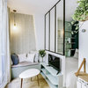 Houzz a Parigi: Può un Appartamento di 18mq Diventare Funzionale?