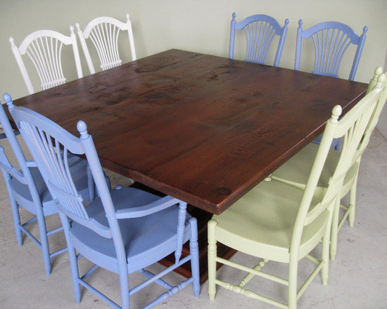 Reclaimed Wood Square Tables   Dining TablesReclaimed Wood Square Dining Tables. Reclaimed Wood Square Dining Room Table. Home Design Ideas