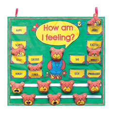 Get Ready Kids - How Am I Feeling ? Wall Chart - Baby and Toddler Toys