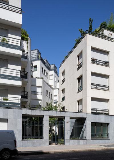Archi : Le pari fou d'une famille de surélever son immeuble
