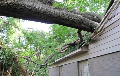 My Houzz: Twister Damage Sparks a Whole Ranch Remodel