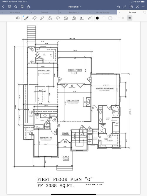 Updated Floor Plans Help With Kitchen Dining Great Room