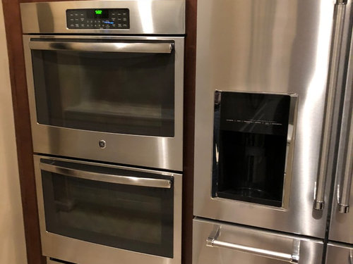 GE Cafe vs  Bosch Benchmark Wall Oven