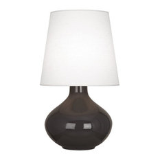 espresso table lamps with a dimmer switch houzz. Black Bedroom Furniture Sets. Home Design Ideas